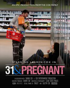 My pregnancy reveal :) Wanted to go movie poster style and it turned out quite popular so I thought I'd share. Thanks to Clear Creek Images for making it happen!!