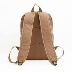 7758bfdbaee98 2018 Plecak na laptopa Canvas Kobiety Vintage Torby szkolne dla nastolatek  Dziewczyny Chłopcy Plecak na co