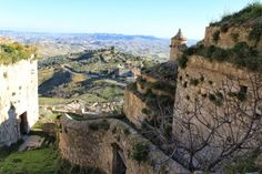 Deserted Places: Craco, a medieval Italian ghost town