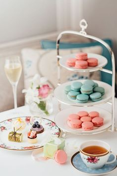 The Ladurée Afternoon Tea at The Langham, Hong Kong | Luxury Insider