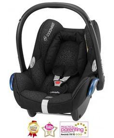 Maxi Cosi Cabriofix Group 0+ Car Seat-Modern Black (NEW 2014)