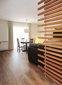 Hall de entrada/ Sala de estar/ Sala de jantar: Salas de jantar modernas por GAAPE - ARQUITECTURA, PLANEAMENTO E ENGENHARIA, LDA