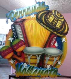 Pool Party Decorations, Party Themes, Fiesta Photo Booth, Colombian Art, Hispanic Art, Decoupage, Ideas Para Fiestas, Deco Table, Holidays And Events