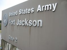 Ft Jackson SC 1977 Went To Mike Greiners Graduation From Basic Training Here While