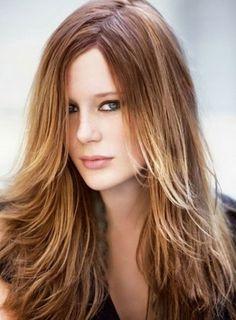 Nuovi tagli di capelli scalati (Foto) Bellezza PourFemme - immagini di capelli lunghi scalati