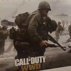 Au apărut primele imagini din Call of Duty: World War II