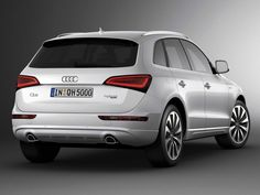 10 Great Audi Q5 Hybrid Quattro Rear View Picture
