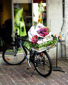 To Market-  Fine Art Photograph - European Photo - RebeccaPlotnick via Etsy. #fpoe