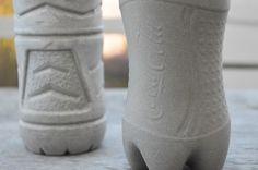 Vases effet béton - auseychelles.fr