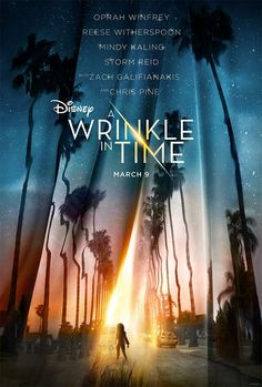 New Movie Posters for A Wrinkle in Time