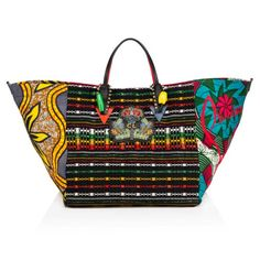 Sacs femme - Africaba Cabas - Christian Louboutin