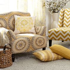 Mellow Yellow Pier 1 · Zen BedroomsRoom AdditionsDream FurnitureLiving ... Part 76