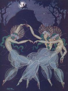 Moon madness - Rzewuski  1922