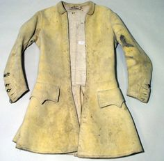 DATING  1600-1700's  OTHER KEYWORDS  jacket  COLLECTION OF THE  Royal Armoury  INVENTORY NUMBER  20853 (42:153