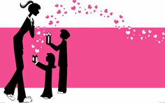 Mothers Day Wallpaper HD | Wallpapers, Backgrounds, Images, Art Photos.