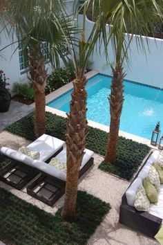 Small Pool Ideas!