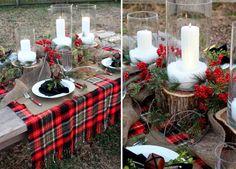 50 Inspiring Scandinavian Christmas Decorating Ideas | http://www.designrulz.com/design/2015/10/50-inspiring-scandinavian-christmas-decorating-ideas/