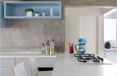 Nichos de madeira: 70 ideias e tutoriais para organizar a casa com estilo Decor, Organization, Interior, Home Decor, Bathroom, Interior Design, Sink