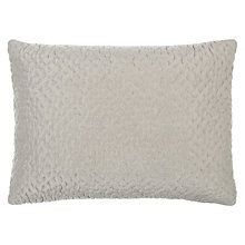 Buy John Lewis Quilted Silk Cushion Online at johnlewis.com