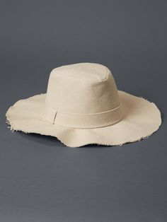 Canvas Floppy Hat in Natural d3f6765b0e08
