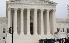 The US Supreme Court in Washington (CNS)