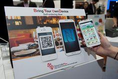 smart device restaurant - Google Search Bring Your Own Device, Mp3 Player, Restaurant, Google Search, Diner Restaurant, Restaurants, Dining