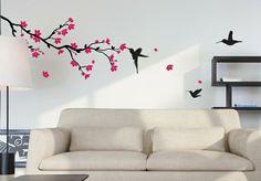 20 Stickers Muraux Art Déco Qui Illumineront Vos Pièces