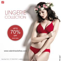 Enjoy the latest collection of Lingerie from Valentine. Fabulously crafted will ensure you optimum fit promising comfort in every situation. Set with Interesting print makes it look more appealing – Made with Love!!  shop now only at www.valentineclothes.com  #lingerie #lingeriecollection #monsoonoffer #bra #brapantyset #slips #camisoles #comfortable #stylish #classy #trendy #valentine #valentineclothes #madewithlove #happymonsoon #enjoyshopping