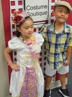 Dress up fun at Le Grey Costume Boutique!