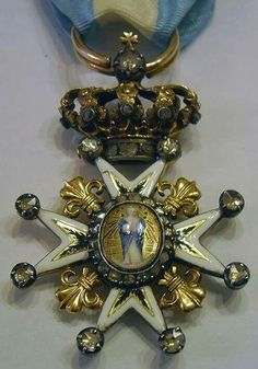 Knight's cross of the Order of Charles III