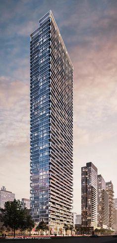 Transit City Condos - The Skyscraper Center