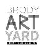 Brody ArtYArd logo designed by Mimma Nosek