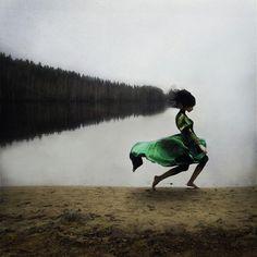 Kylli Sparre fotografia conceptual danza