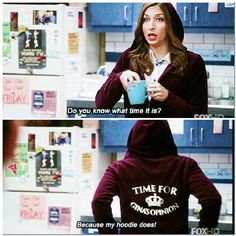 Gina is me