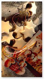 Cinnamon Stars - German Christmas Cookies (Zimtsterne)