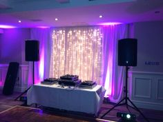 Clontarf Castle 2012 Fairy Light