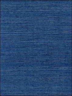 acacia grass french blue wallpaper by Ralph Lauren