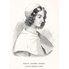 Biographie – MANCE, JEANNE – Volume I (1000-1700) – Dictionnaire biographique du Canada