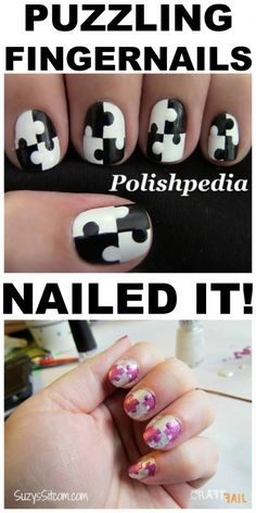 A Puzzling Nail Fail