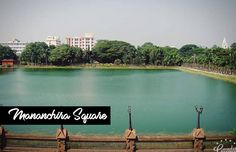 Mananchira Square, located in the heart of Kozhikode city, is wrapped around the Mananchira Tank which is fed by a natural spring. Built by Mana Vikrama, the last Zamorin King, it has been preserved almost in its original form and continues to supply water. Spring Nature, Tourist Spots, In The Heart, Kerala, King, The Originals, Natural, Building, Water