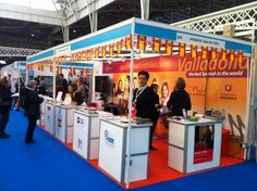 Learn Spanish in Valladolid in The London Language Show Live