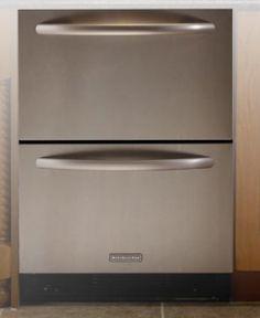 choosing undercounter refrigeration: refrigerator drawers vs
