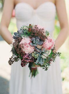 Seafaring beach wedding inspiration ~ Blush Wedding Photography - Wedding Sparrow