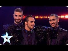Yanis Marshall, Arnaud & Mehdi  | Britain's Got Talent 2014