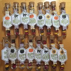 Image result for stampin Up glass Treat tubes