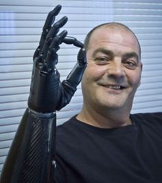 Bebionic3: New Robotic Hand (+VIDEO)