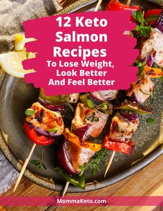 Salmon is one of the healthiest fish you can eat and has many health benefits. Making good food choices throughout the day to eat healthier is a lot easier to do when you have this collection of delicious salmon recipes.