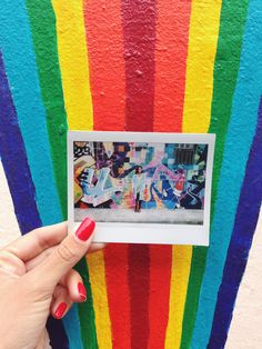 Polaroid in San Francisco by Cat Courreges