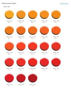 58 Best Pettinice fondant Colour Mix Guides images in 2019