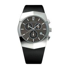 Skagen Armbanduhr Black Label, 581XLSLM